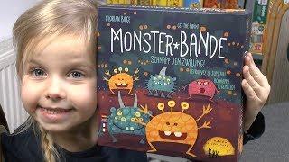 Monster-Bande (Drei Hasen in der Abendsonne) - ab 7 Jahre ... auch für Jüngere!