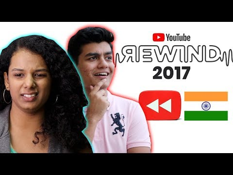 Let's Rewind YouTube India 2017
