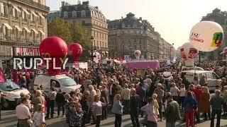 Live:PensionersprotestagainstMacron'sreforms