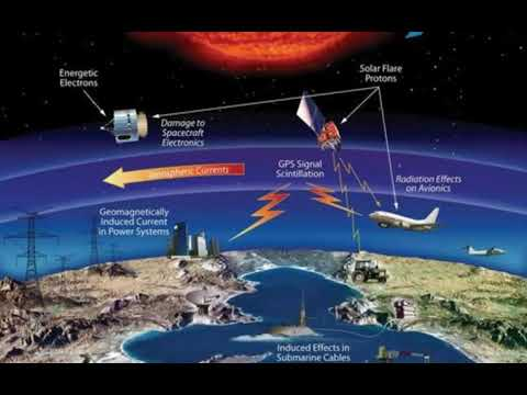 Incoming Geomagnetic Storm Expected to Hit Earth Today