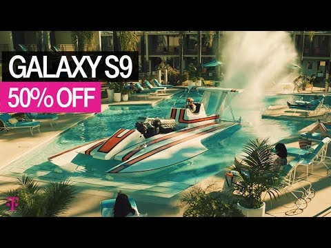 T-Mobile Commercial for Samsung Galaxy S9 - Samsung Galaxy S9 for 50% OFF | Boat | T-Mobile