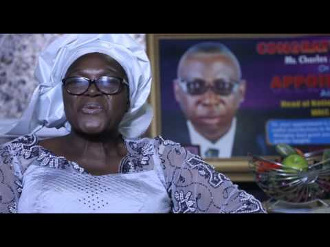 Charles Eguridu  Retirement Reflections