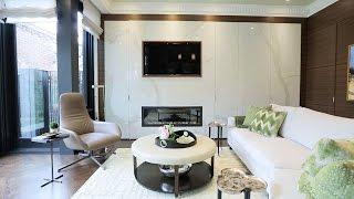 Interior Design –A Contemporary Home With Secret Rooms & Hidden Storage