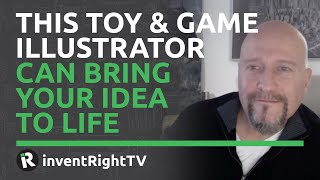 This Toy & Game Illustrator Can Bring Your Idea to Life