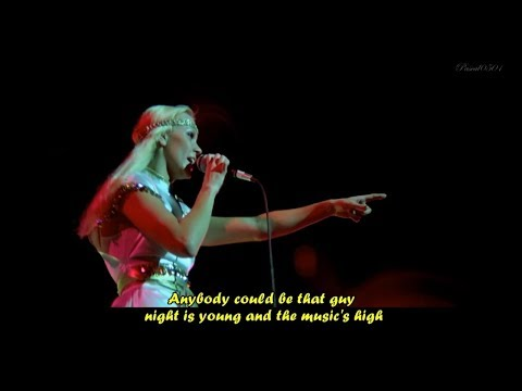 "ABBA (Live Sydney) _ ""Dancing Queen"" + Lyrics HD"