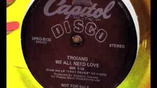 Dominic Troiano - We All Need Love - 8518