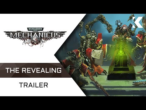 Warhammer 40,000: Mechanicus | The Revealing thumbnail