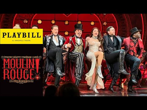 Moulin Rouge - Curtain Call - 7/20/19