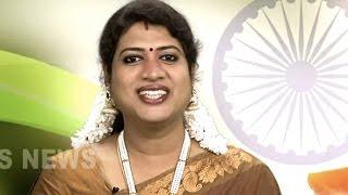 India's First Transgender News Anchor, Padmini Prakash