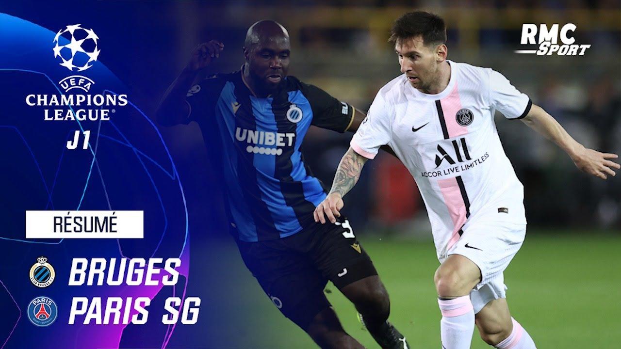 Résumé : Bruges 1-1 Paris SG - Ligue des champions J1