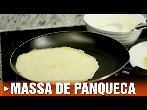 Receita de Panqueca