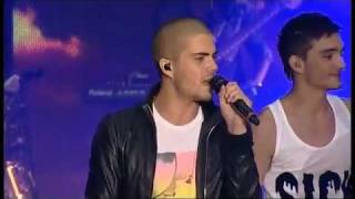 The Wanted - Glad You Came - Capital FM Summertime Ball 2011