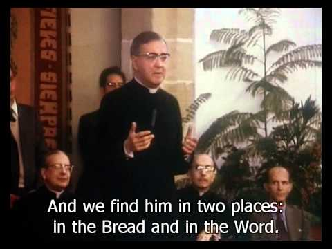 In the Bread and in the Word