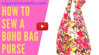 Boho Bag New Step By Step New Video Tutorial For 2020 #boho #sewing #diy