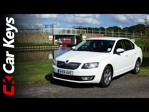 Skoda Octavia 2014 review - Car Keys