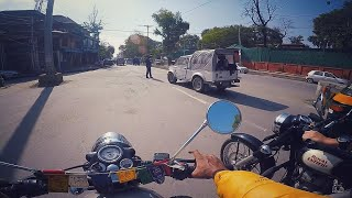 POLICE JEEP Stopped by Traffic Police in Srinagar | Srinagar to Delhi | Ep.03