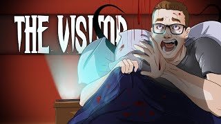 NIGHTMARE FUEL!! - The Visitor VR Gameplay