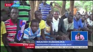 Vijana waliohusika na wizi wa mifugo katika eneo la mpaka ya Turkana na Pokot wamekuwa wahubiri