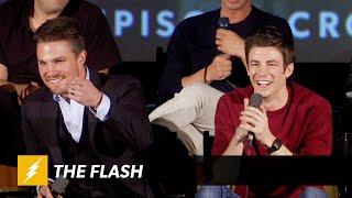 Flash vs Arrow - Panel