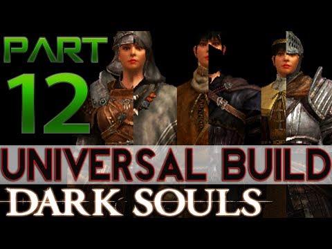 Dark Souls 1 | Universal Build Walkthrough (STR/INT/DEX