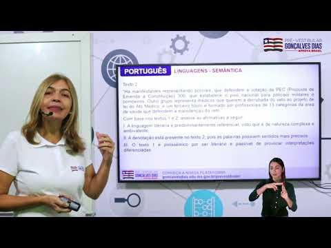 Aula 04 | Semântica – Parte 03 de 03 – Exercícios Resolvidos - Português