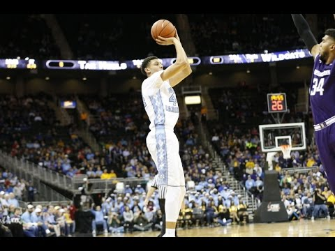 Video: Tar Heels Down Northwestern, 80-69 - Highlights