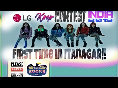 Kpop Contest In India 2019