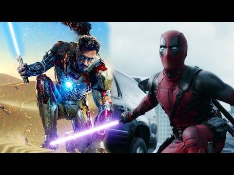Star Wars vs Avengers Supercut Trailer