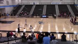 Shadow Creek Lady Sharks Varsity Basketball vs Northbrook