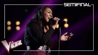 Linda Rodrigo Canta 'Flashlight' | Semifinal | La Voz Antena 3 2019