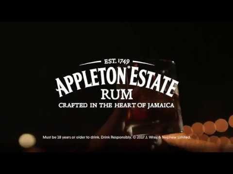 The Appleton Estate Rum Journey - From Cane to Cup