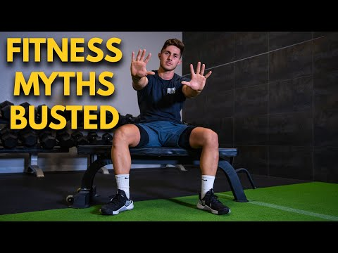 10 Fitness Myths Busted
