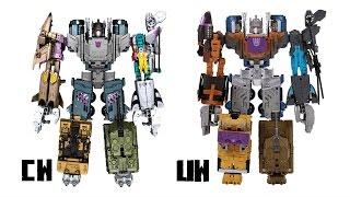 Transformers Toys - Hasbro vs. Takara - Bruticus