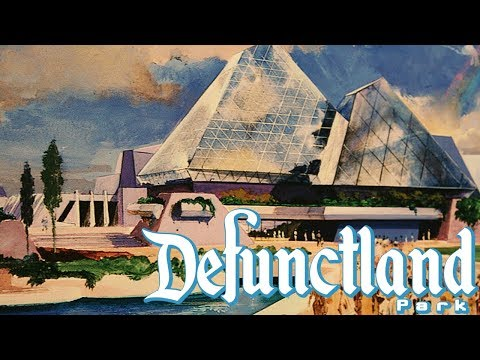 Defunctland: The History of Journey Into Imagination