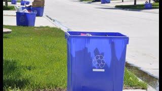 Τι γίνονται τα υλικά που απορρίπτουμε στον μπλε κάδο;