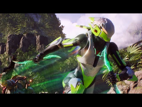 Anthem Launch Trailer thumbnail
