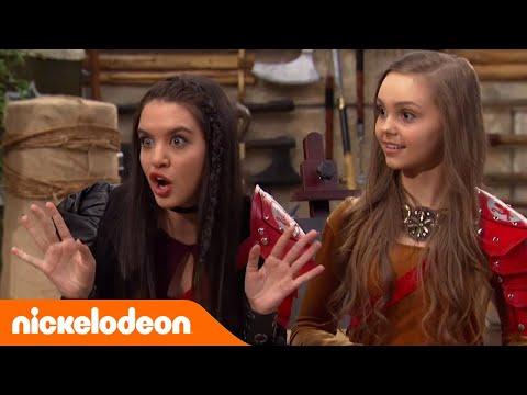 Kinight Squad | Escuela de Hechicería | Latinoamérica | Nickelodeon en Español