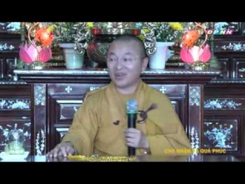 Tư cách và sự tu học của Phật tử tại gia (07/01/2014)