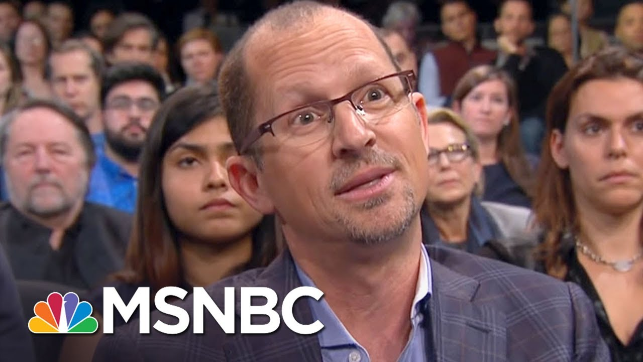 Job Retraining: The Future Of Work In A Technological World | MSNBC thumbnail