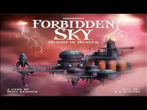 Forbidden Sky: Discussion