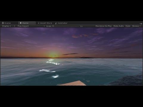 skybox with clouds - смотреть онлайн на Hah Life