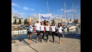 Йога Яхтинг по островам Греции сентябрь 2017