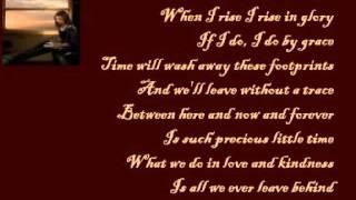 <b>Carrie Newcomer</b>  Bare To The Bone  + Lyrics 1999