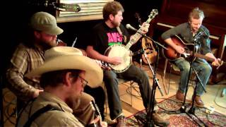 Trampled By Turtles - Widower's Heart - HearYa Live Session