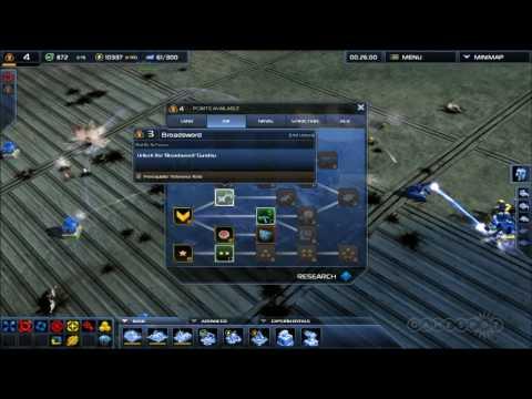 supreme commander 2 xbox 360 glitches