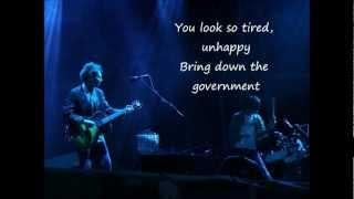 No Surprises   Radiohead Lyrics