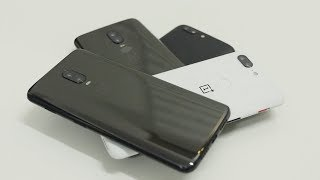 Design Changes OnePlus 5 to OnePlus 5T & OnePlus 6 to OnePlus 6T
