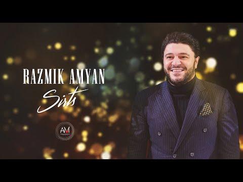 Razmik Amyan - Sirts // Live Sound