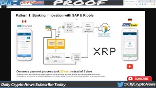 PROOF Ripple XRP Swift & SAP working Together  out-of-the-box integration. OPPORTUNITY