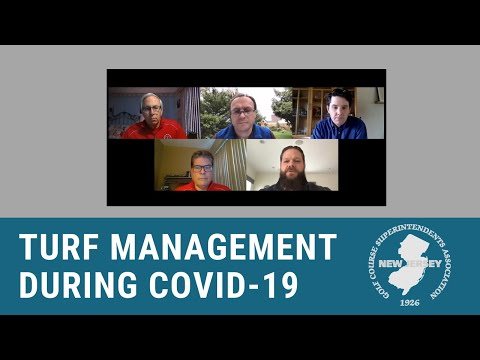 COVID-19 Turf Management Practices (Video)